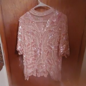 Exquisite Vintage Beaded and Sequined